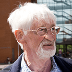 Picture of Jens C. Skou,  ATPase researcher