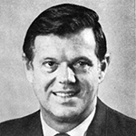 Picture of Jerome R. Waldie,  Congressman from California, 1966-75