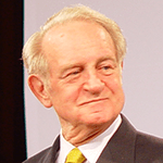 Picture of Johannes Rau,  President of Germany, 1999-2004