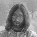Picture of John Lennon,  Beatle