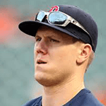 Picture of Jonathan Papelbon,  Closing pitcher, Boston Red Sox
