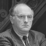 Picture of Joseph Brodsky, poetry collections, A Part of Speech (1977) and To Urania (1988)