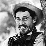 Picture of Ken Curtis,  Festus Haggen on Gunsmoke