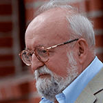Picture of Krzysztof Penderecki,  Threnody for the Victims of Hiroshima
