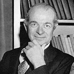 Picture of Linus Pauling,  Scientist and peacenik