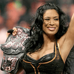 Picture of Melina Perez,  WWE wrestler/manager