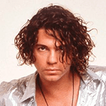 Picture of Michael Hutchence,  INXS