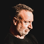 Picture of Peter Hook,  Bassist for Joy Division and New Order