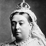 Picture of Queen Victoria,  Second longest-reigning British monarch