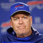 Picture of Rex Ryan,  Head Coach, New York Jets