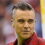 Picture of Robbie Williams,  Former member of Take That