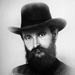 Picture of Robert Bosch,  Founder of Bosch GmbH