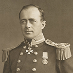 Picture of Robert Falcon Scott,  Led 2 expeditions to Antarctica