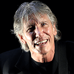 Picture of Roger Waters,  Bassist for Pink Floyd