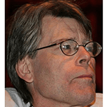 Picture of Stephen King,  The Shining