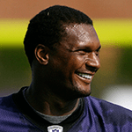 Picture of Steve McNair,  Baltimore Ravens QB