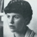 Picture of Sylvia Plath,  Daddy