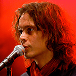 Picture of Ville Valo,  Frontman for Finnish band HIM