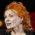 Picture of Vivienne Westwood,  Popularized punk rock fashion