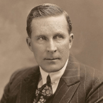 Picture of William Desmond Taylor,  Early Hollywood director, murdered