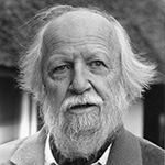 Picture of William Golding,  Lord of The Flies