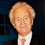 Picture of William Russell,  Ian Chesterton on Doctor Who