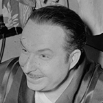 Picture of Xavier Cugat,  The Rumba King